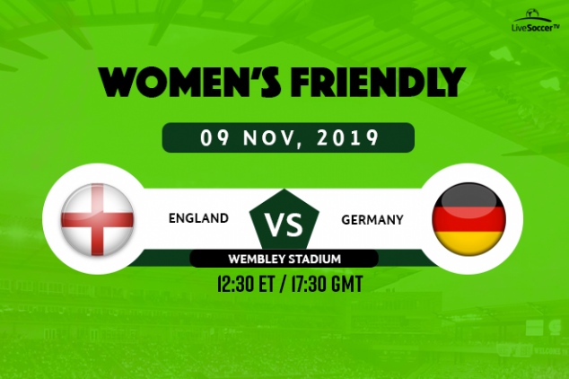 England vs Germany viewing info