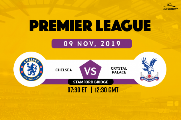 Chelsea vs Crystal Palace viewing info