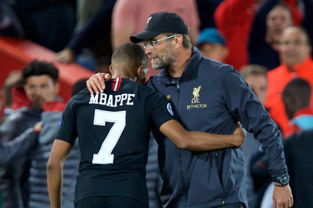 Klopp reveals whether Liverpool can sign Mbappe