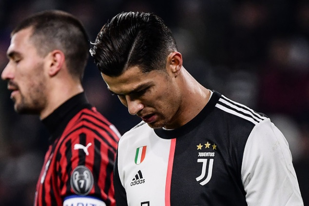 Capello slams CR7 over rant in AC Milan game