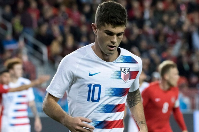 Pulisic out of CONCACAF NL crucial games