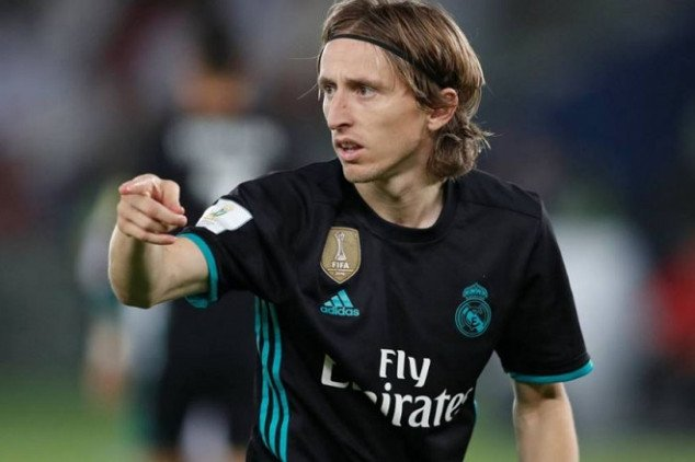 Luka Modric tempted to leave Real Madrid next year