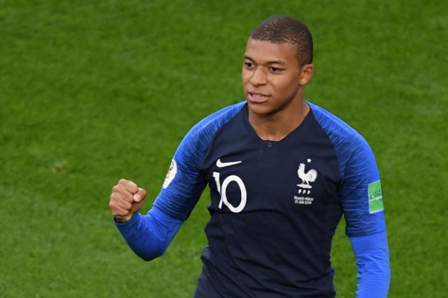 Mbappé wants to play in the 2020 Olympics