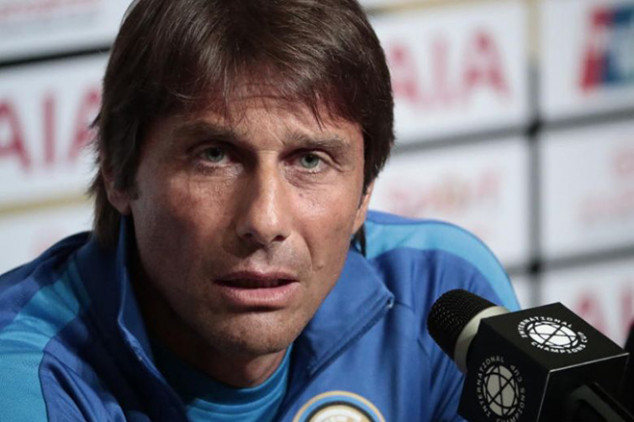 Conte receives letter containing a bullet