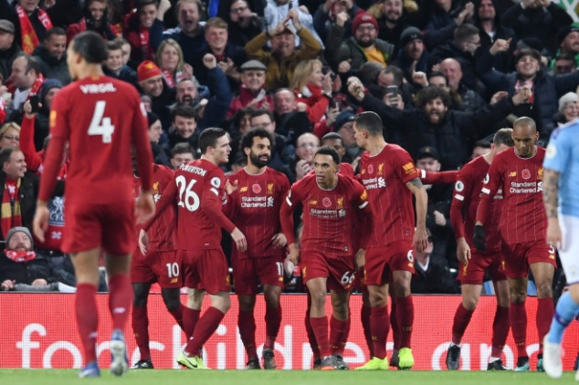 Five Liverpool players withdraw from int'l duty