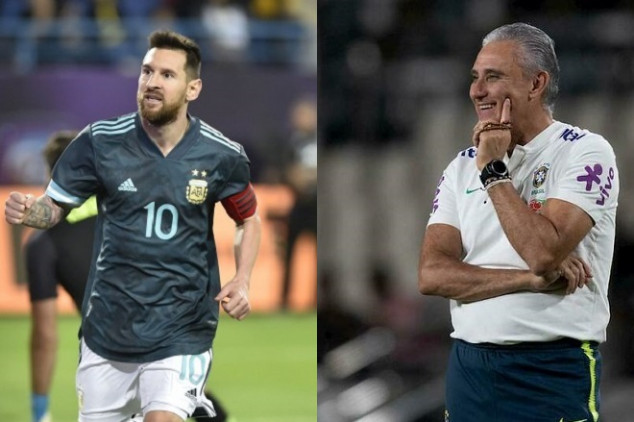 Tite ends feud vs Messi with daring statement