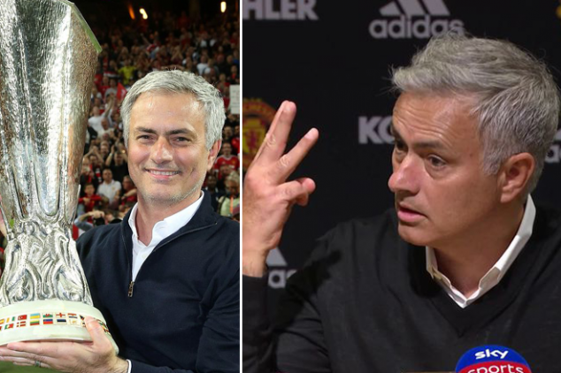 Mourinho's career stats and controversies