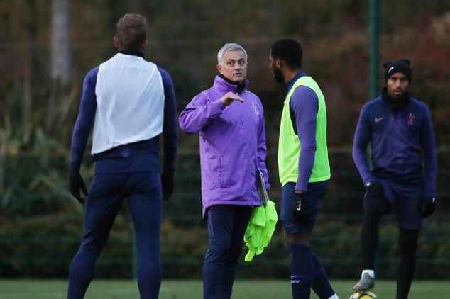 Mou's top condition to sign Spurs deal revealed