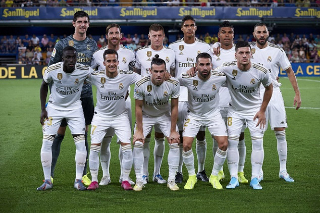 Real Madrid ace out of El Clásico due to fracture