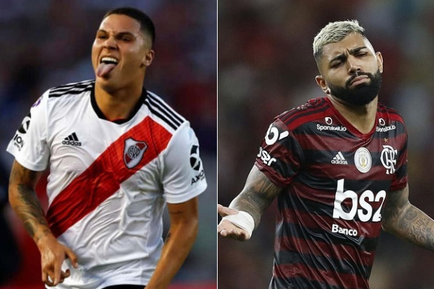 Copa Libertadores - River vs Flamengo TV info