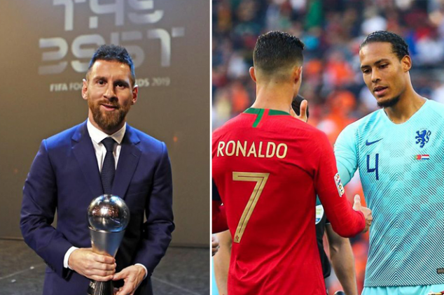 Messi has reportedly won the 2019 Ballon d'Or