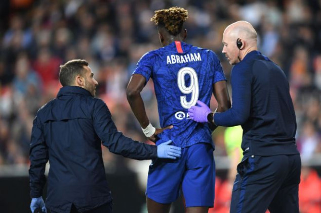 Chelsea: Lampard issues Tammy Abraham's injury