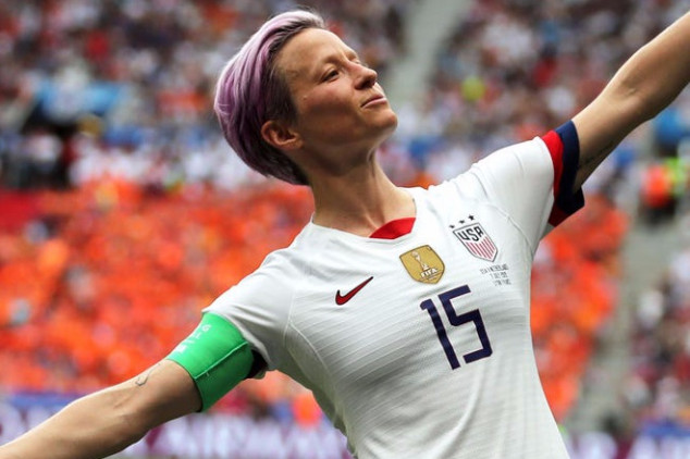 Top 9 Ballon d'Or nominees after favorite Rapinoe