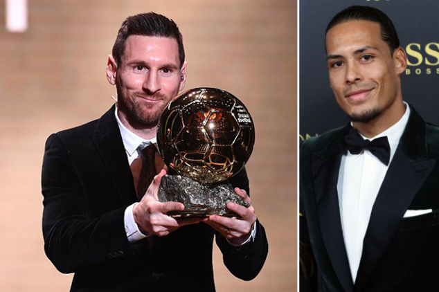 Breakdown: How the Ballon d'Or voting went down