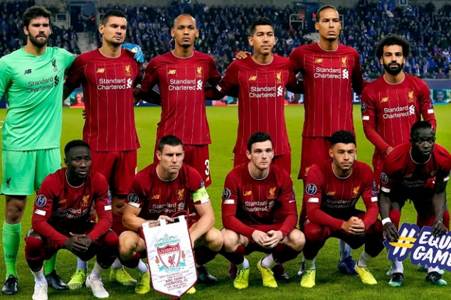 Liverpool names Club World Cup squad