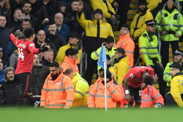 Man City responds to racism allegations in derby