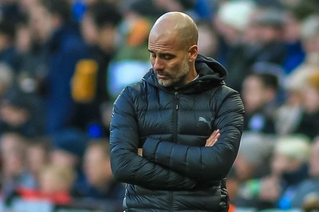 Man City preparing for life after Guardiola?