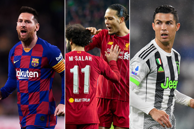 UCL last 16: Who Liverpool could face