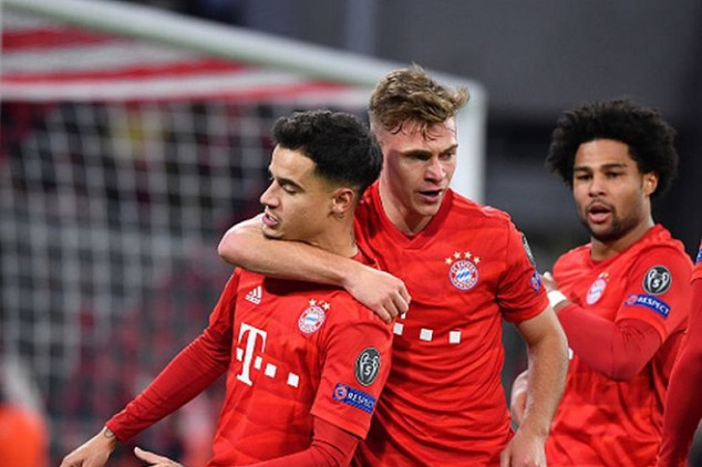 Bayern makes UCL history with 3-1 win vs Spurs