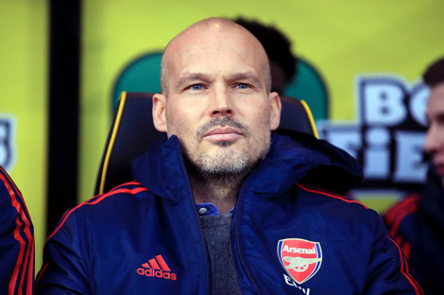 Ljungberg makes admission about Arsenal future
