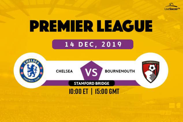 Chelsea vs Bournemouth viewing info