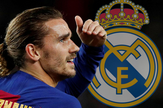 Clasico debut: Griezmann's record v Real Madrid