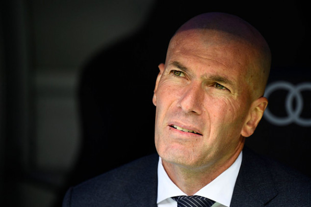 Zidane names the best manager in the world