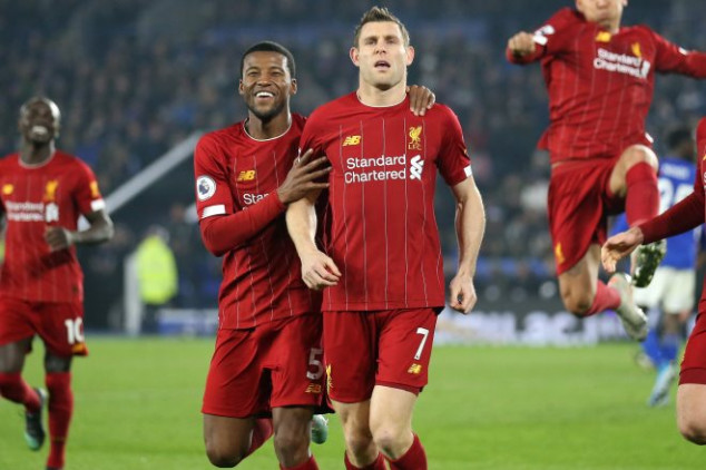 Fans reacts to Liverpool penalty vs Leicester