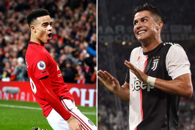 Ole compares Greenwood to Cristiano