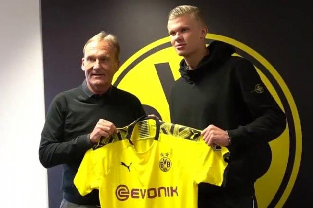 Revealed: Why Haaland chose Dortmund over Man Utd