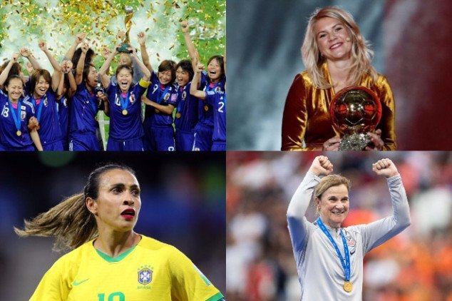Most memorable women's football moments
