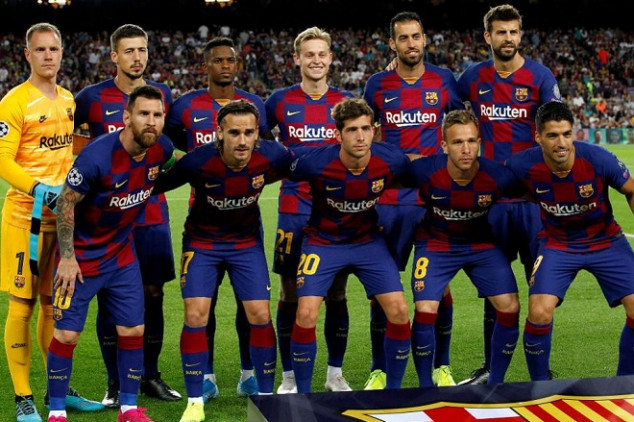 Barcelona handed injury blow ahead of Super Cup