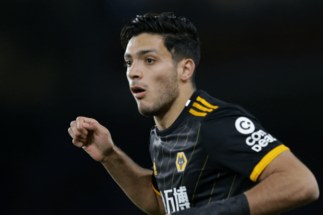 Manchester teams battle to sign Wolves ace