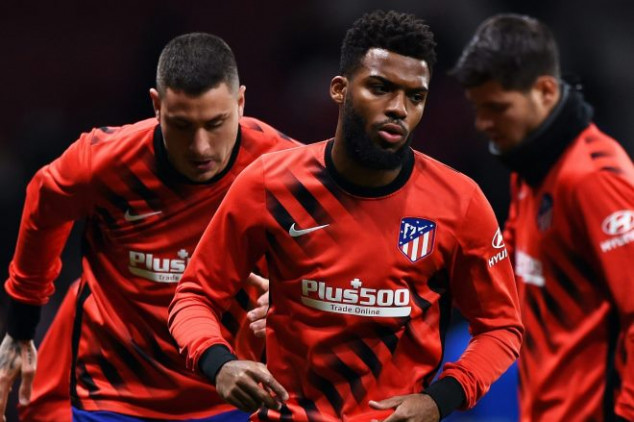 Simeone hints at the sale of Arsenal, Spurs target