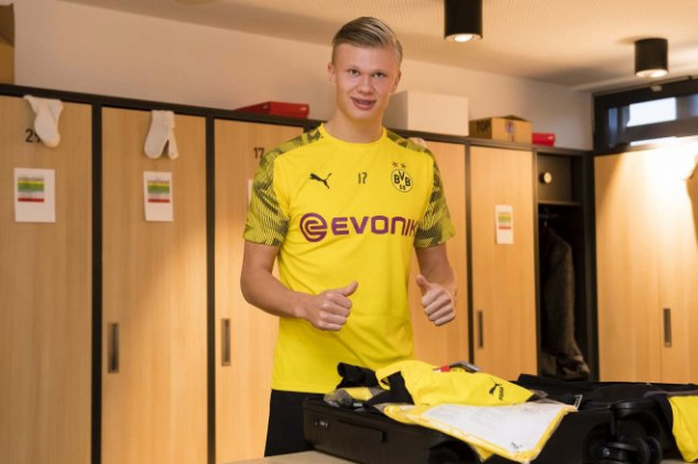 Haaland explains why he snubbed Man Utd for BVB