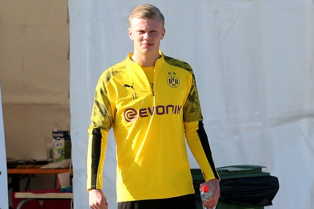 Haaland's exit clause in Dortmund deal revealed