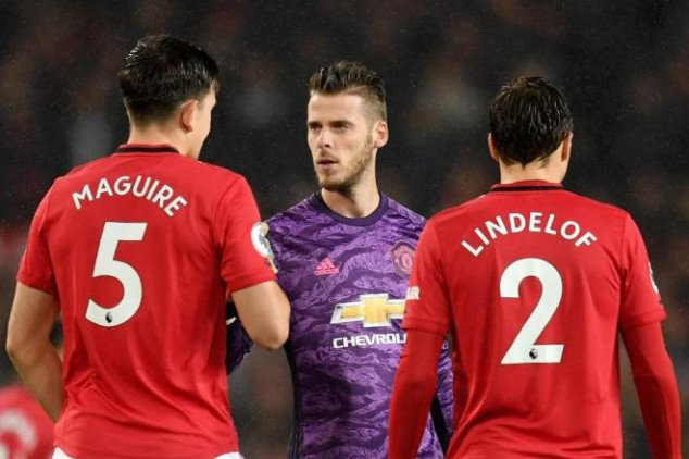 Man Utd suffers injury blow ahead of Li'pool clash