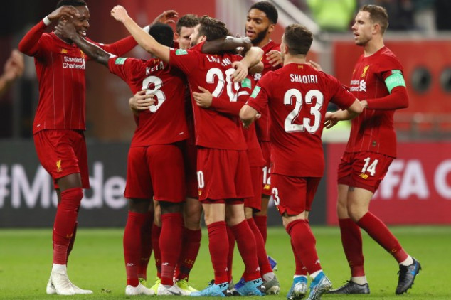 Liverpool suffers injury blow ahead of Spurs clash