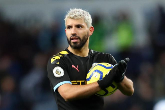 Aguero breaks two EPL record with hat-trick