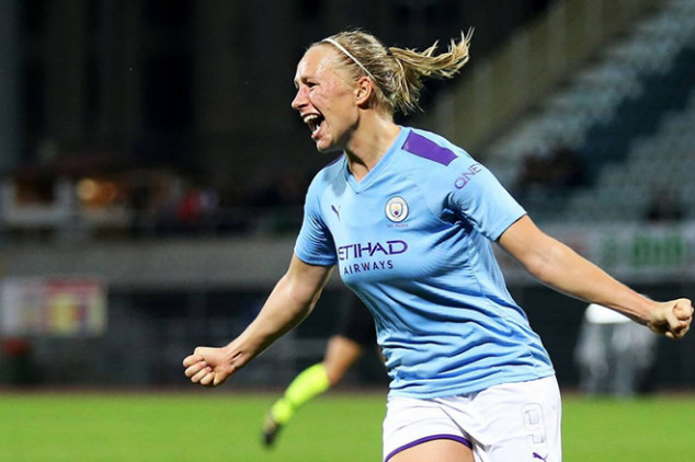 Video: Pauline continues FAWSL goalscoring form