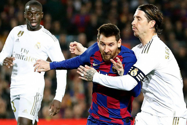 Messi names the toughest man-marker he's faced