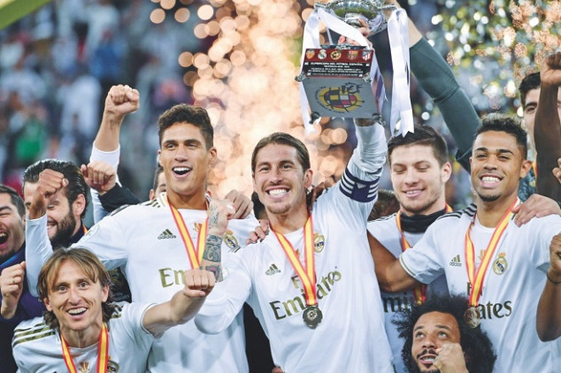 Spanish Super Cup's new format, a smash hit