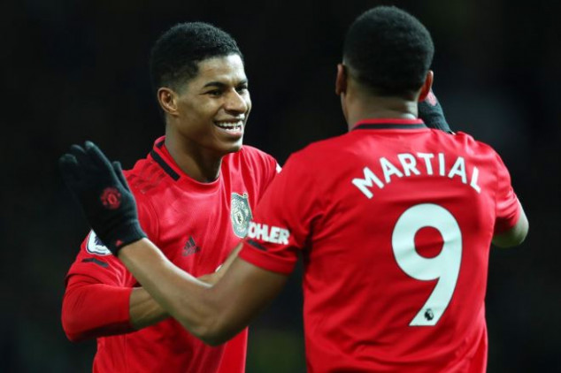 Striker amiss from Man Utd squad to face Liverpool