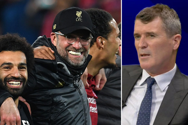 Man Utd icon Keane trolls Liverpool