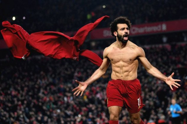 Liverpool makes EPL history with Man Utd win