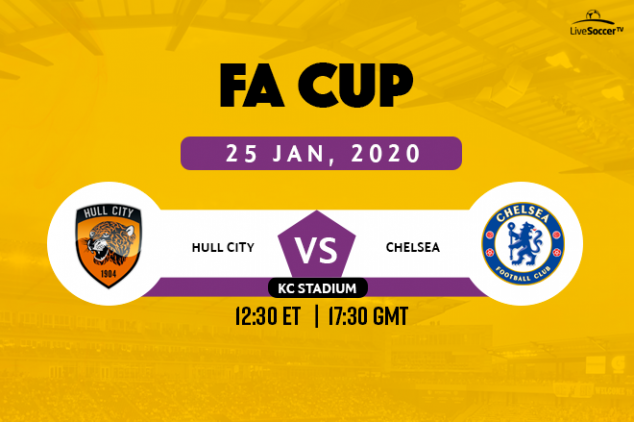 Hull City vs Chelsea viewing info