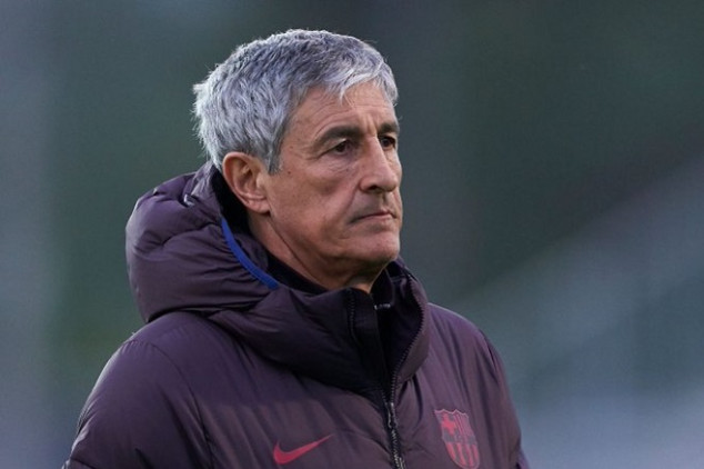 Setien shares worrying analisys on 1st Barca loss