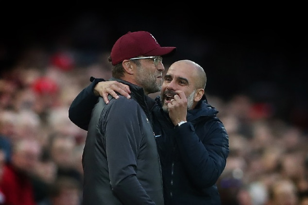 Pep backs Klopp in FA Cup controversy