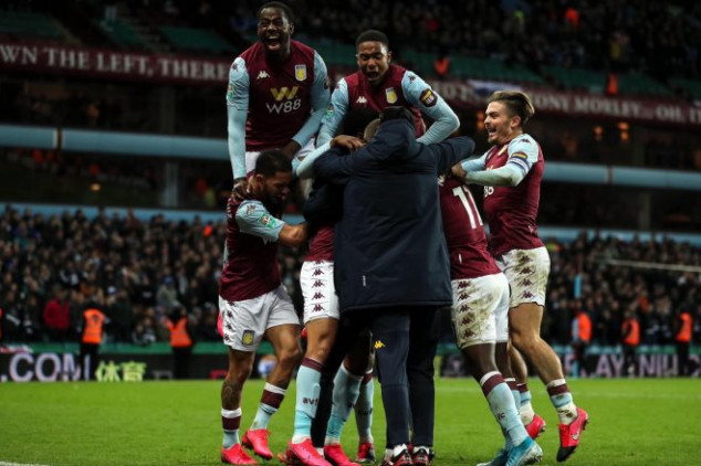 Watch: Villa seals cup final spot with late goal