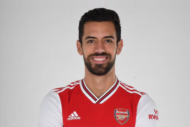 Arsenal complete the signing of Pablo Mari